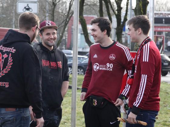1860 München - FCN