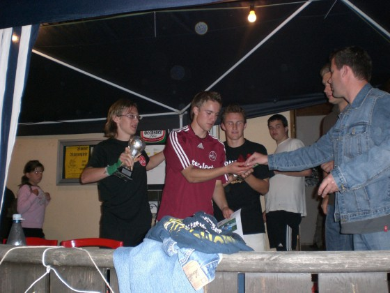 Turnier in Aub